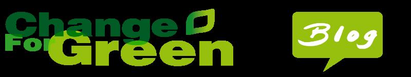 Change For Green Blog